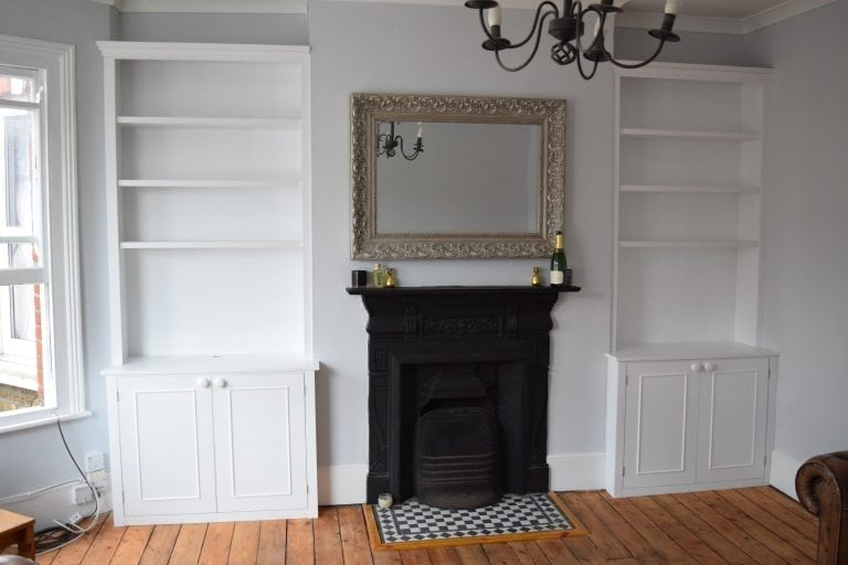 Fitted Alcove Units 1