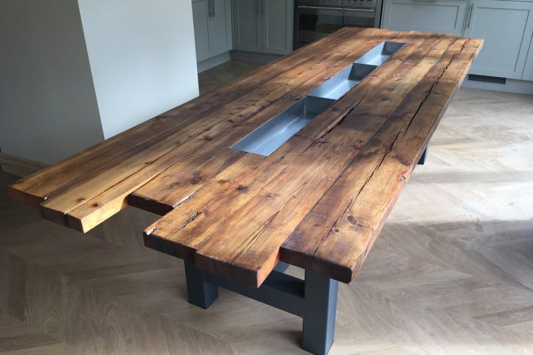 Rustic Dining Table 1