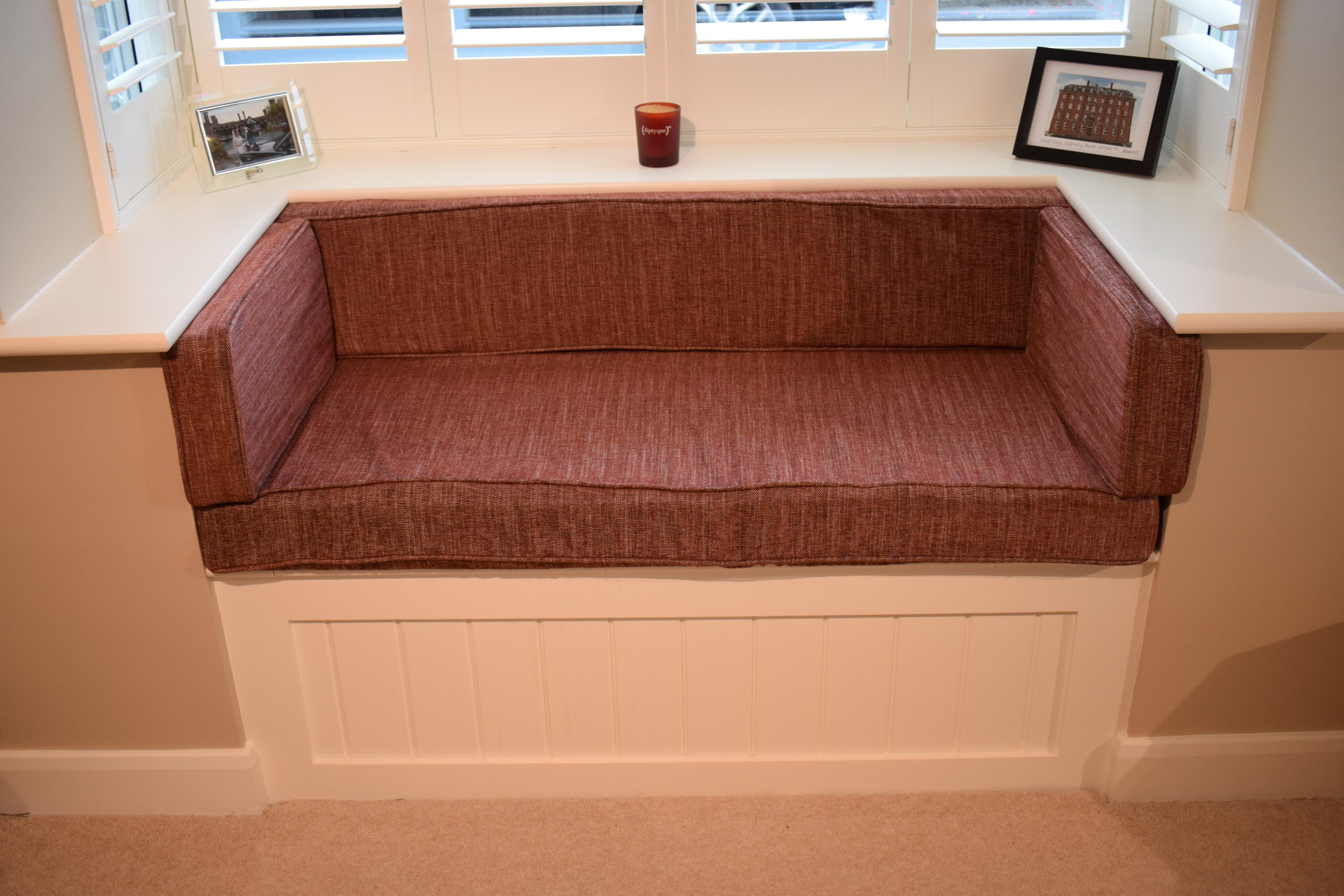 Bay Window Bench Coleman Edwards Makers Of Fine Furniture