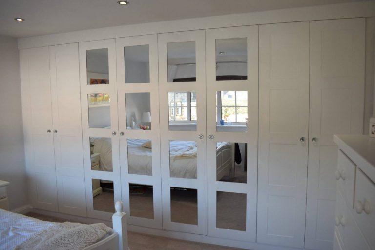 Mirrored Wardrobe Doors 2